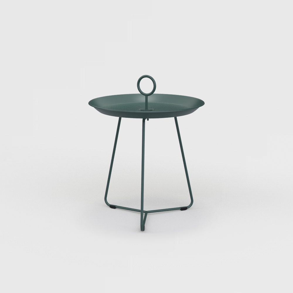 Tray Table Ø45 // Pine green