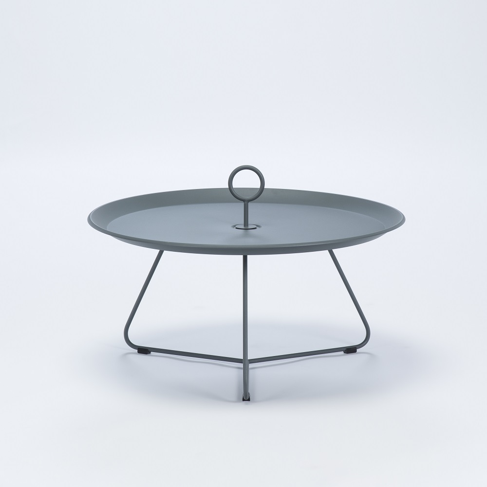 Tray Table Ø70 // Dark Gray