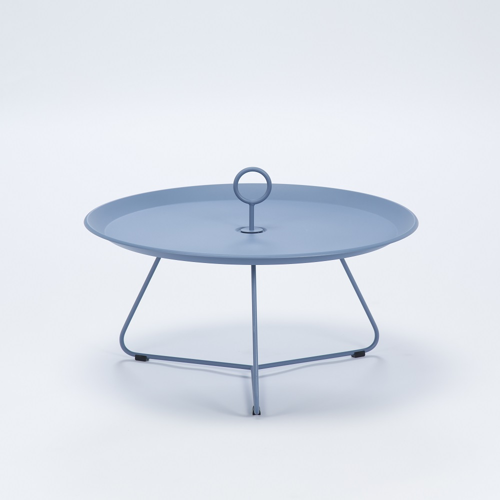 Tray Table Ø70 // Pigeon Blue